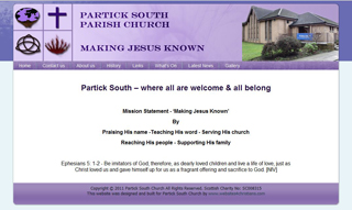 Partick South Church Website Photo